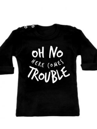 OH_NO_here_comes_trouble___longsleeves_black