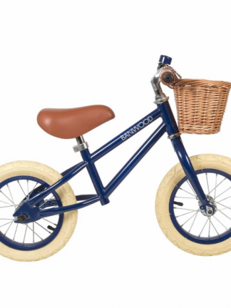 banwood first go loopfiets navy