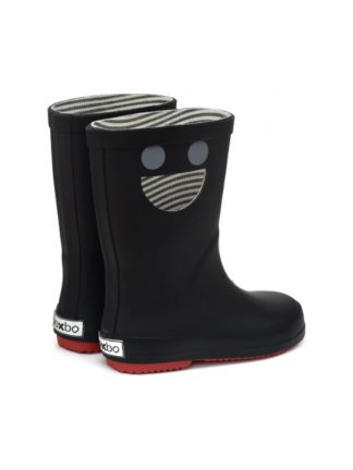 Boxbo Wistiti Happy Boots Black