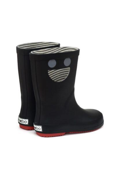 Boxbo Wistiti Happy Boots Black