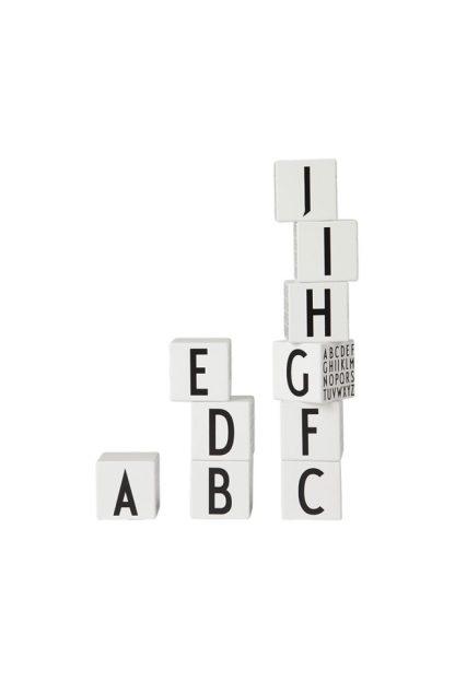 Design Letters Houten Blokken Alfabet A-Z