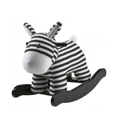 Kid's Concept Zebra Hobbelpaard