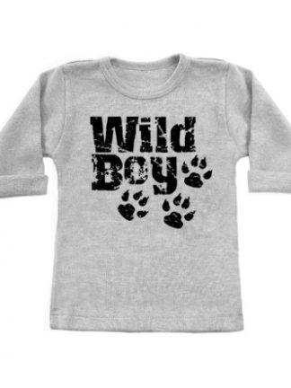 Wild_Boy___longsleeves___grey