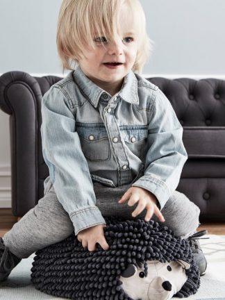 Kid's Concept Poef Egel Edvin