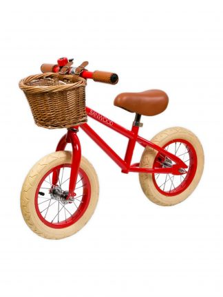 Banwood First Go Loopfiets Rood 2