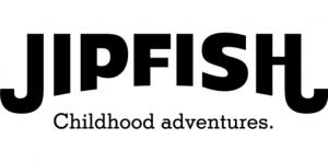 jipfish kids wagon bolderkar Logo