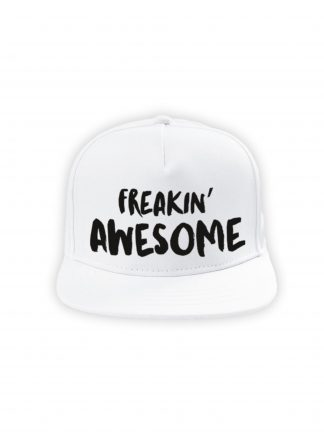 Freakin'Awesome Cap Wit
