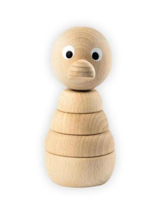 Sarah and Bendrix - Odette - Wooden Duck Stacking Toy