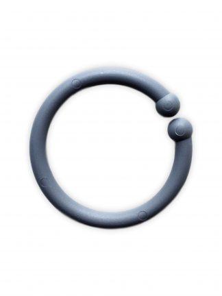 BIBS Loops 12 stuks Iron