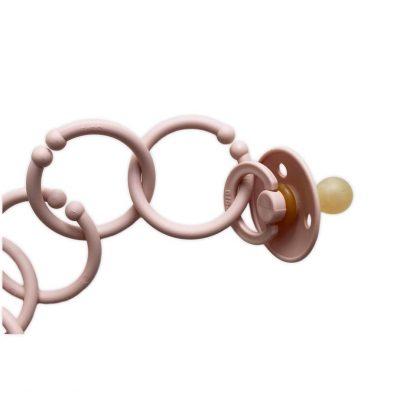 Bibs Loops 12 stuks blush