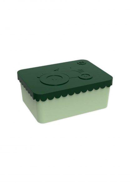 Blafre Lunchbox Traktor Doosje Groen