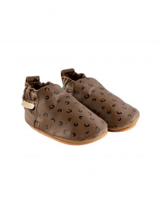 Boumy SINKI Panther Brown Leather