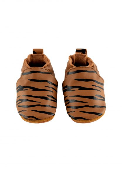 Boumy Sinki Tiger Cognac Leather