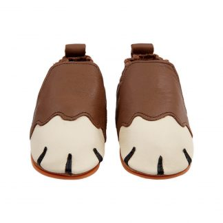 Boumy Paws Brown Leather