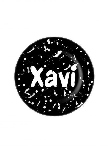 """""""Naam"""" Kinderbord - Zwart"""