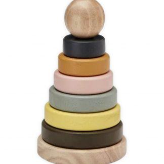Kids Concept Houten Stapelbare Ringen NEO