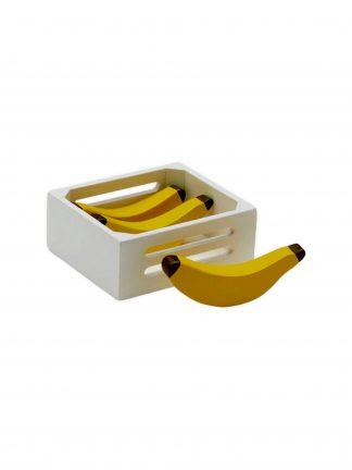 Kids Concept Houten Fruitkist Bananen