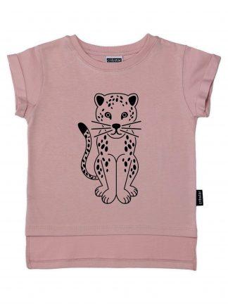 Cribstar – Spotty Leopard Oud Roze