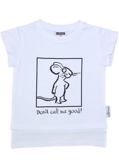 Cribstar - Mouse T-Shirt Wit