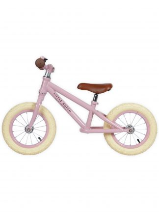 Little Dutch Loopfiets Roze